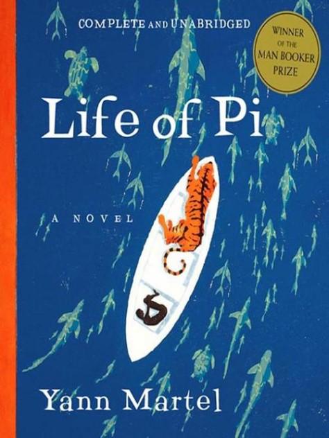 Life Of Pi- Yann Martel