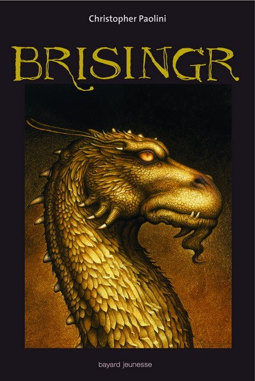Brisingr (THE Inheritance Cycle #3) - Christopher Paolini