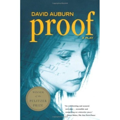 Proof (A Play) - David Auburn