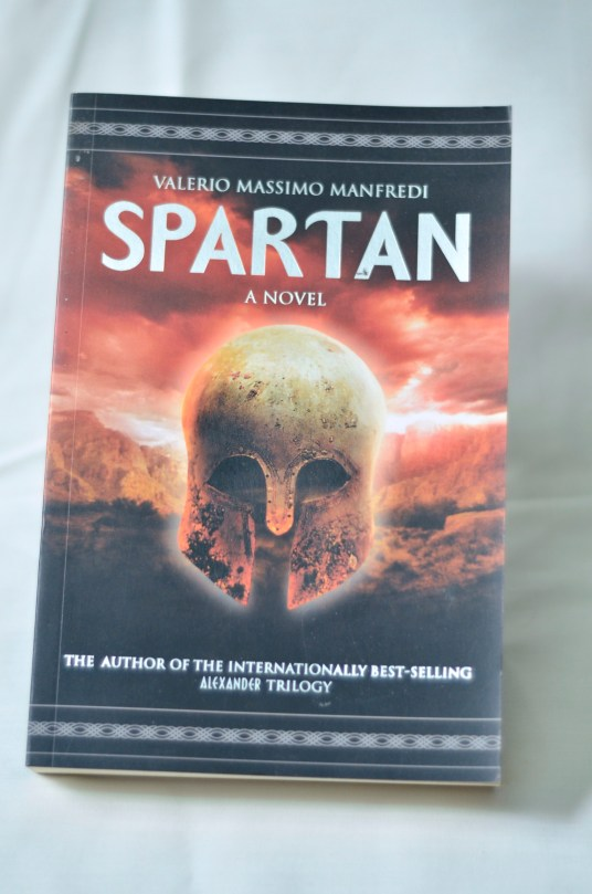 Spartan – Valerio Massimo Manfredi