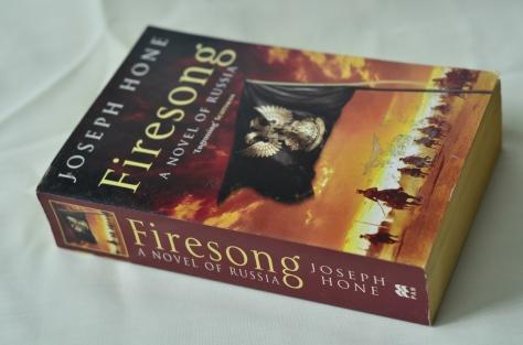 Firesong – Joseph Hone