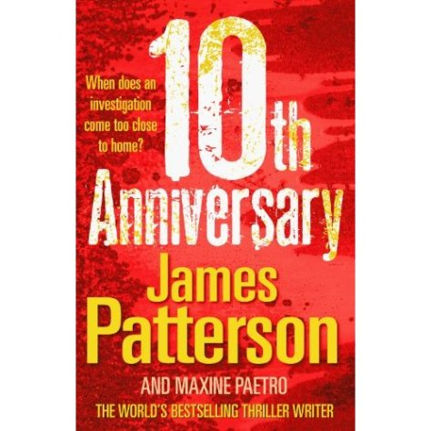 10th Anniversary -James Patterson