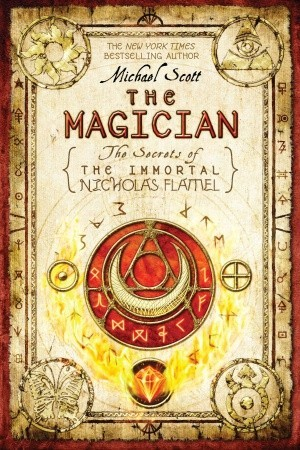 The Magician (The Secrets of the Immortal Nicholas Flamel #2)