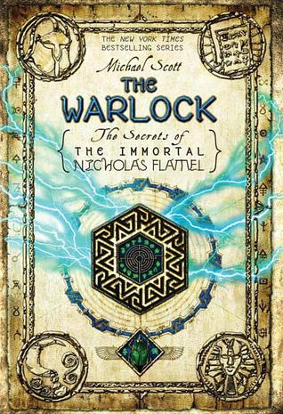 The Warlock (The Secrets of the Immortal Nicholas Flamel #5)