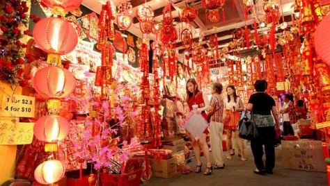 Last minute CNY shopping?
