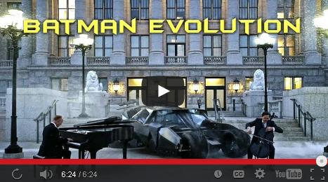 Batman Evolution – ThePianoGuys
