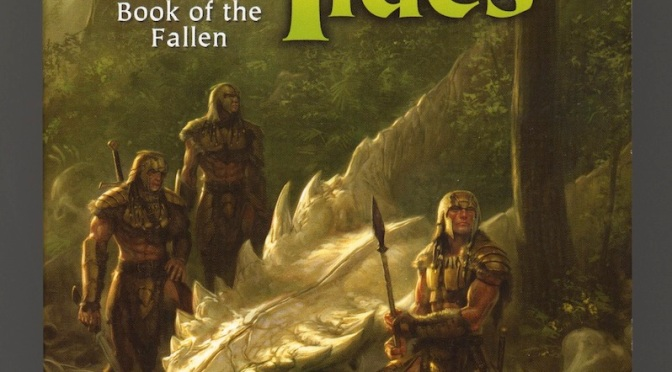 Midnight Tides: A Tale of the Malazan Book of the Fallen – Steven Erikson