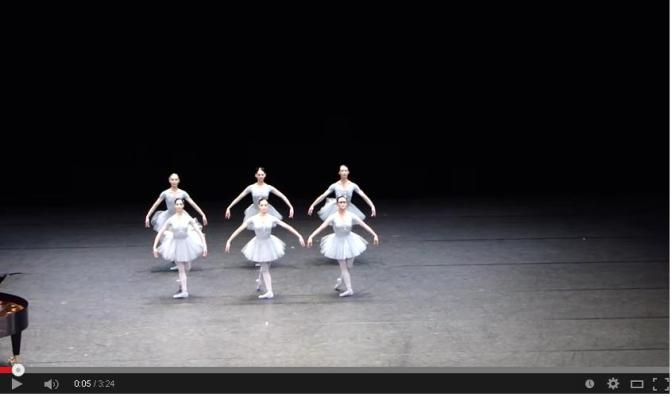 [Watch] Screwed Up Ballet Performance?