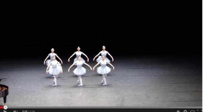 [Watch] Screwed Up Ballet Performance?