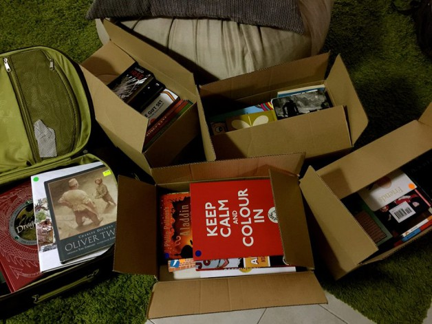Repost: SG Book Deals Warehouse Sale – Fill a box of books for $50