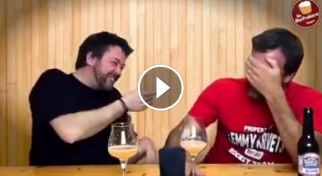 [WATCH]: Helium Infused Beer!