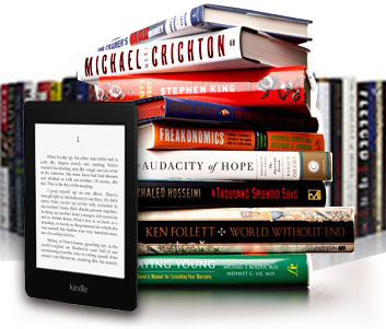 How to buy Kindle Books for those living outside US