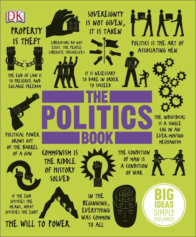 The Politics Book – DK Publishing