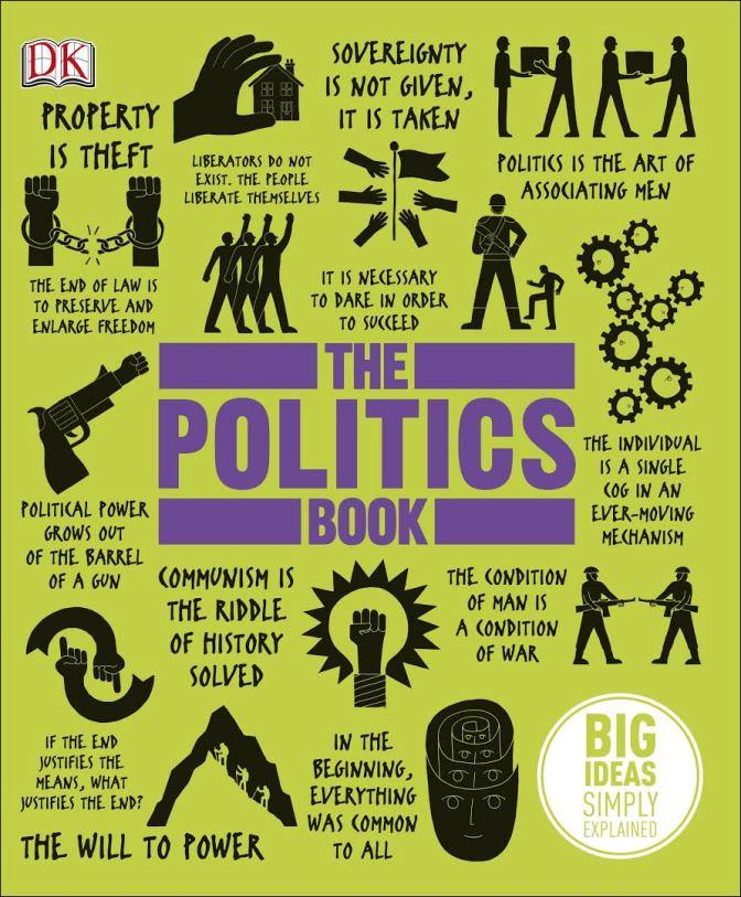 The Politics Book – DK Publishing