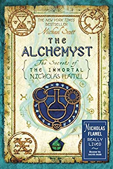 The Alchemyst (The Secrets of the Immortal Nicholas Flamel Book 1) Kindle Edition