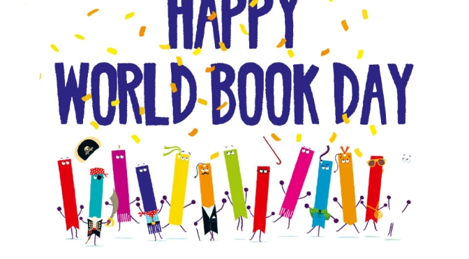 FREE Kindle Books on World Book Day